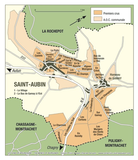 Saint-Aubin AOC