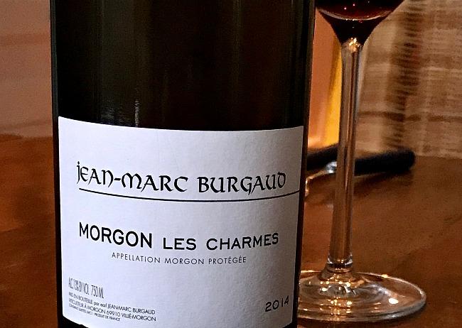 Beaujolais Jean-Marc Burgaud Les Charmes Cru